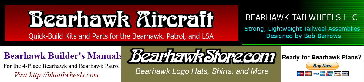 Forums - Bearhawk Forums